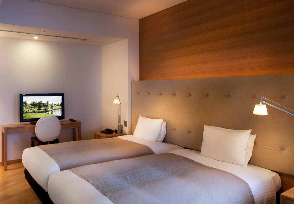 Parkhotel in Tokyo, Suite